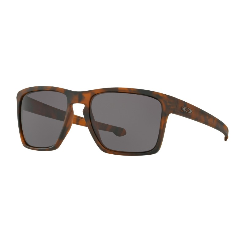 Oakley Sliver XL - Matte Brown Tortoise / Warm Grey - OO9341-04 Zonnebril