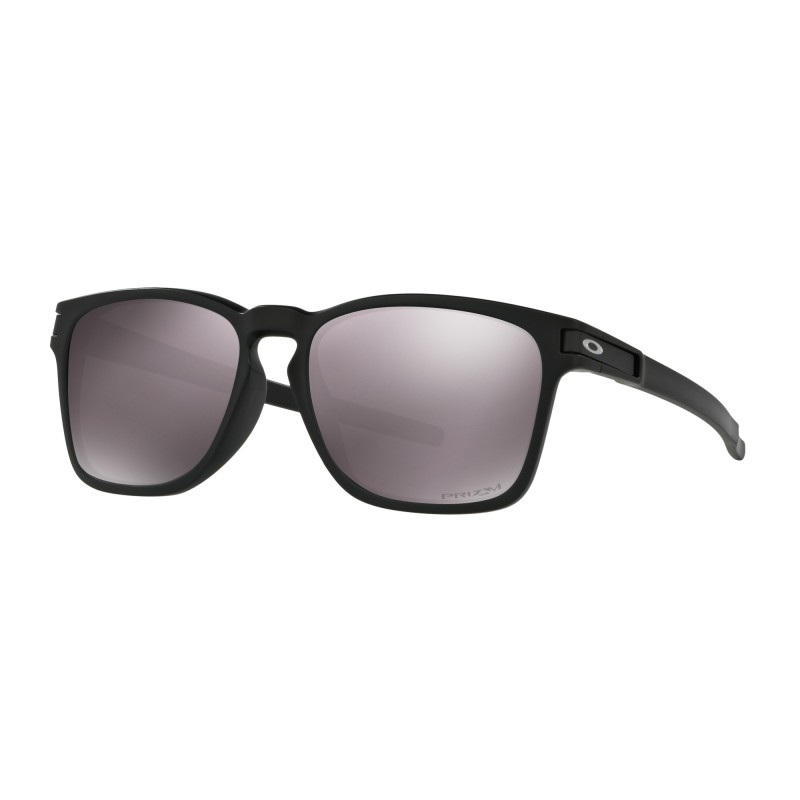 Oakley Latch Sq (Asian Fit) Matte Black / Prizm Daily Polarized - OO9358-06 Zonnebril