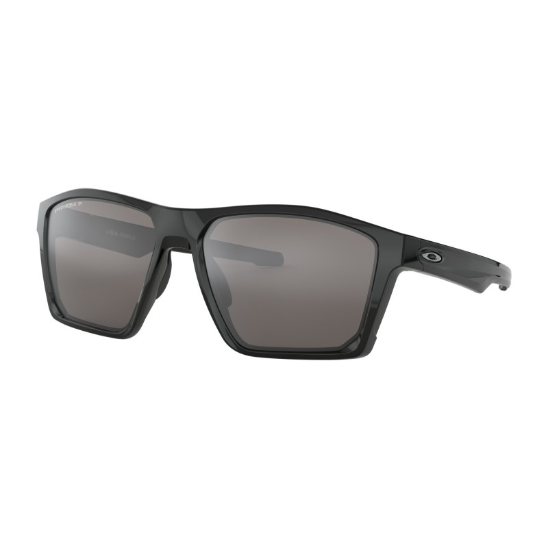 Oakley Targetline Polished Black / Prizm Black Polarized - OO9397-0858