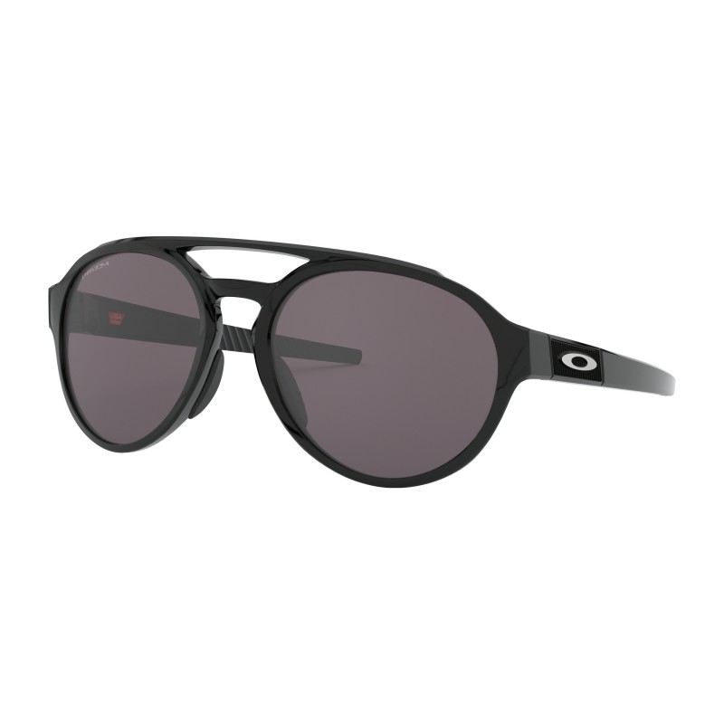 Oakley Forager Polished Black + Prizm Grey - OO9421-0158