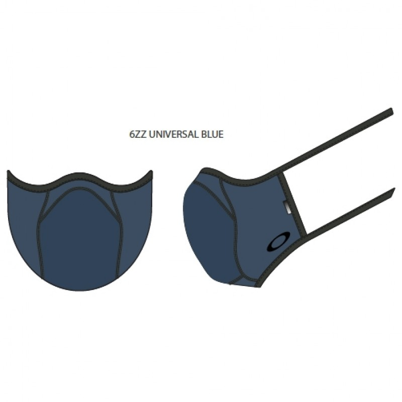 Oakley Masker Fitted Light Universal Blue S/M