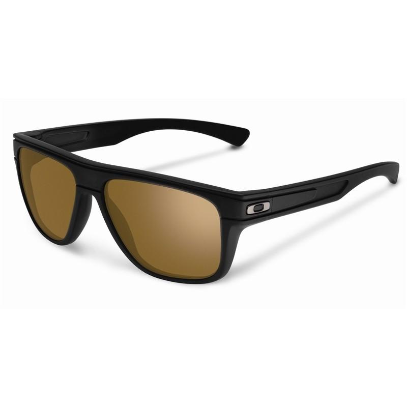 Oakley Breadbox - Matte Black / Dark Bronze - OO9199-04 Zonnebril