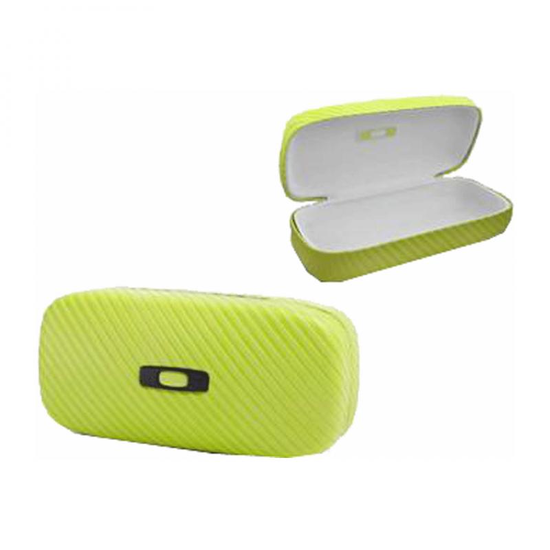 Oakley Neon Gele Brillenkoker