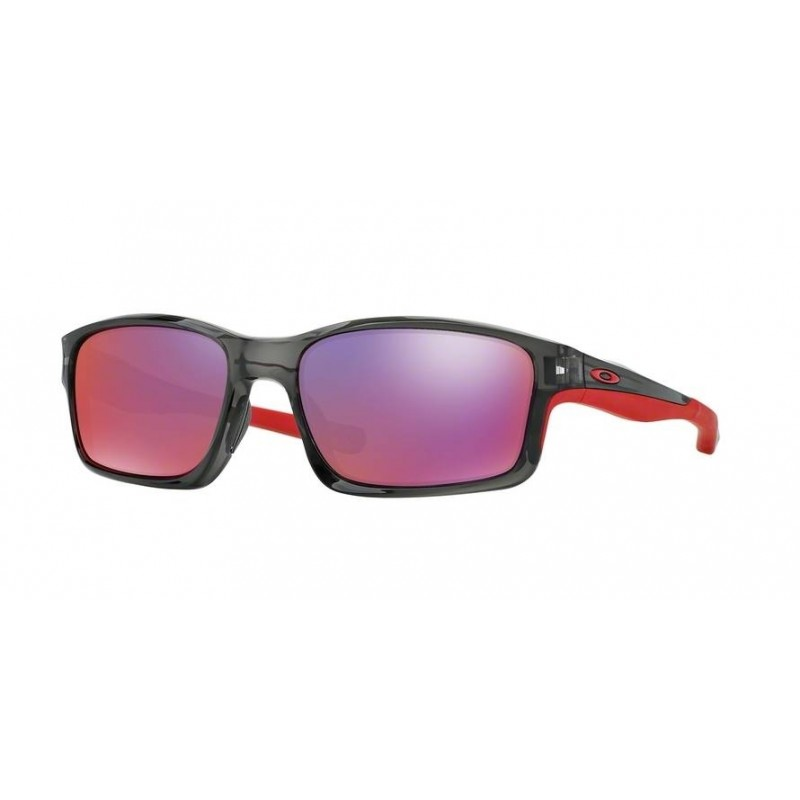 Oakley Chainlink - Grey Smoke / OO Red Iridium Polarized - OO9247-10 Zonnebril