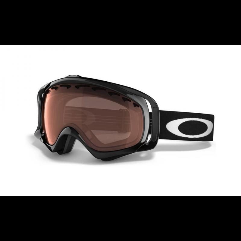 Oakley Crowbar - Jet Black / VR28 - 02-851 Skibril