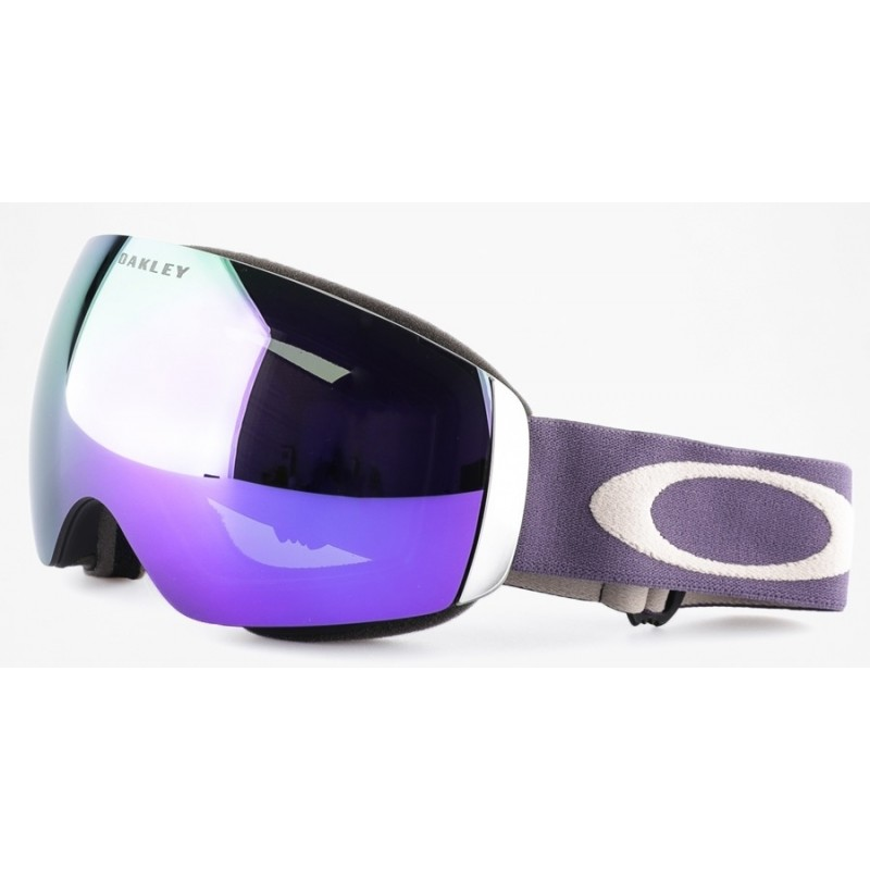 Oakley Flight Deck XM - Purple Shade / Violet Iridium - OO7064-03 Skibril