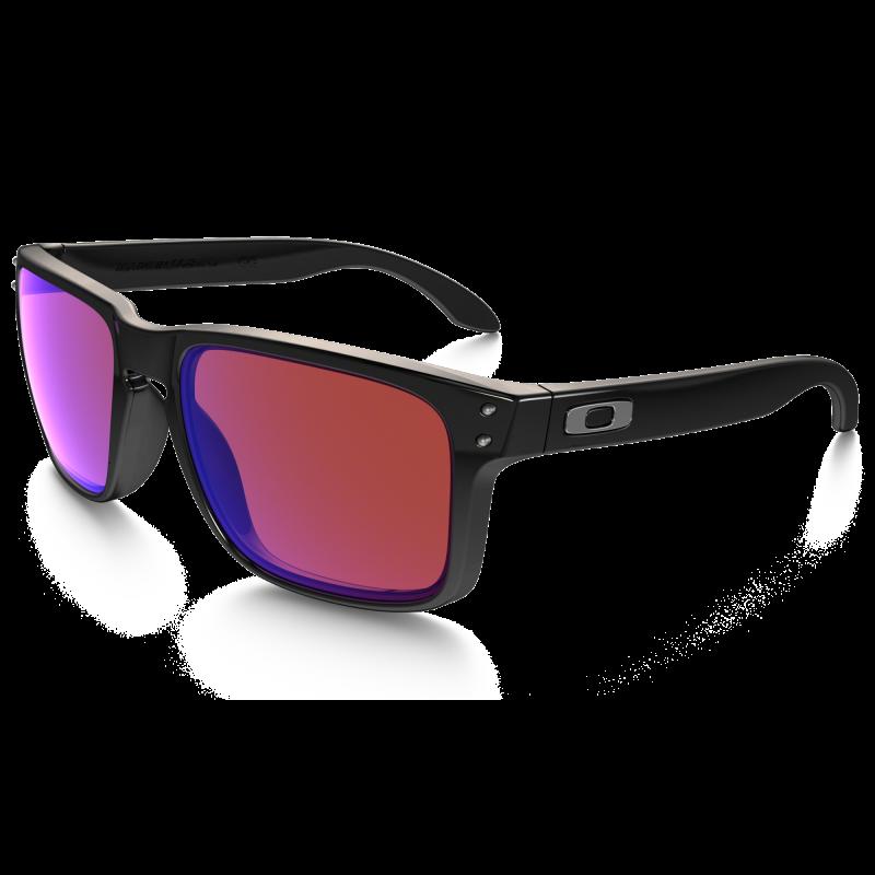 Oakley Holbrook - Polished Black / G30 Black Iridium