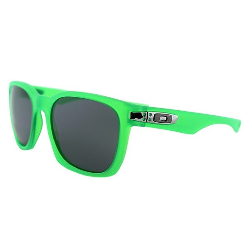 Oakley Wally Lopez Garage Rock Matte Green + Grey OO9175-18