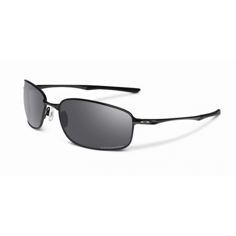 Oakley Taper - Polished Black / Black Iridium Polarized - OO4074-04 Zonnebril