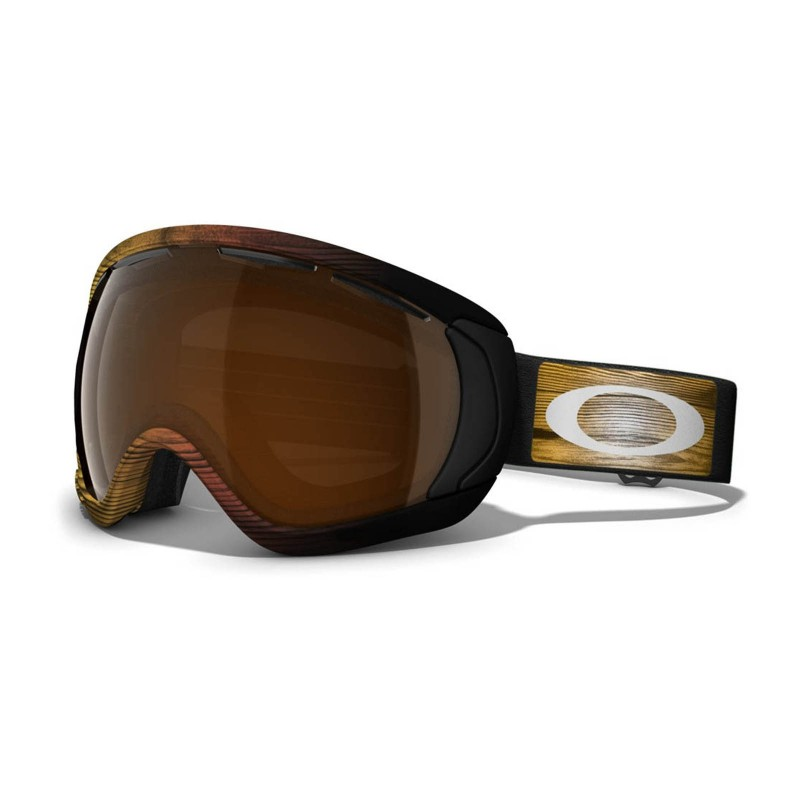 Oakley Canopy - Tremolo Fade / Black Iridium - 59-147 Skibril