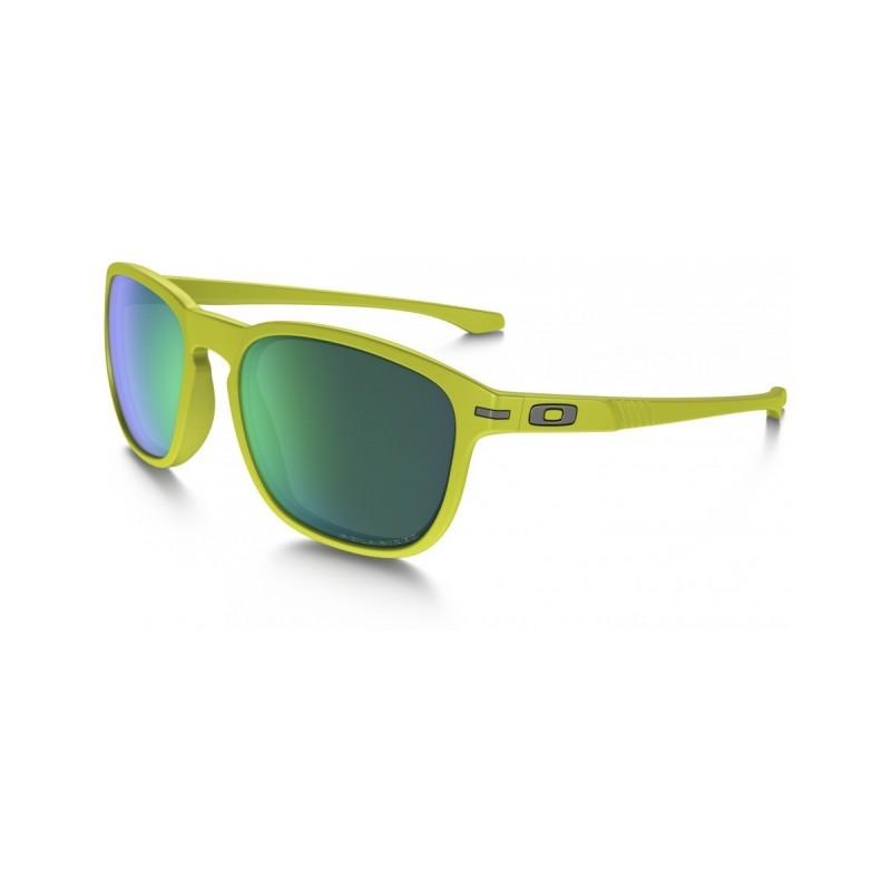 Oakley Enduro - Matte Fern / Jade Iridium Polarized - OO9223-18 Zonnebril
