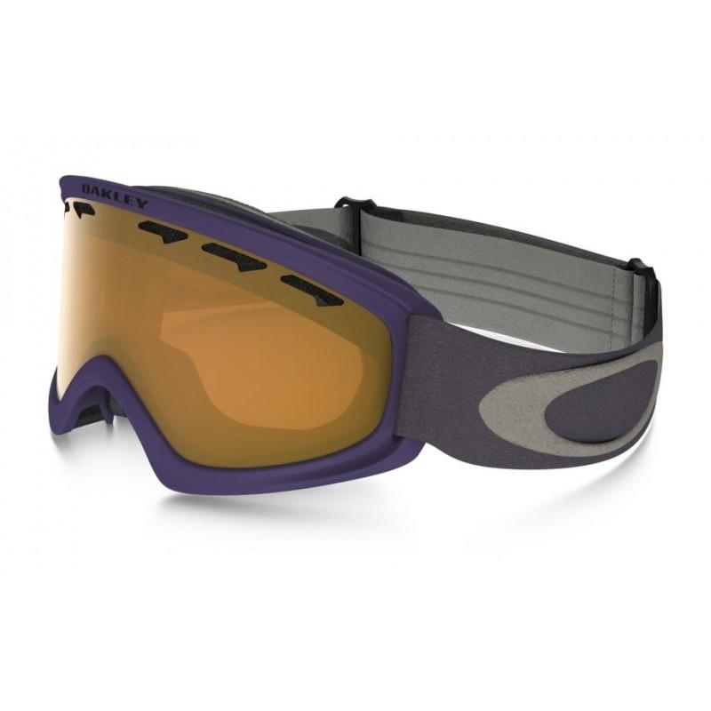 Oakley O2 XS - Purple Shade / Persimmon - OO7048-05 Skibril