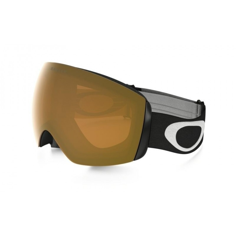 Oakley Flight Deck XM - Matte Black / Persimmon - OO7064-22 Skibril