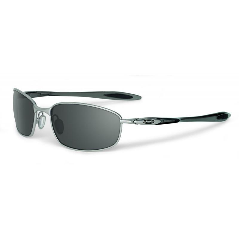 Oakley Blender - Lead Grey Smoke / Warm Grey - OO4059-01 Zonnebril