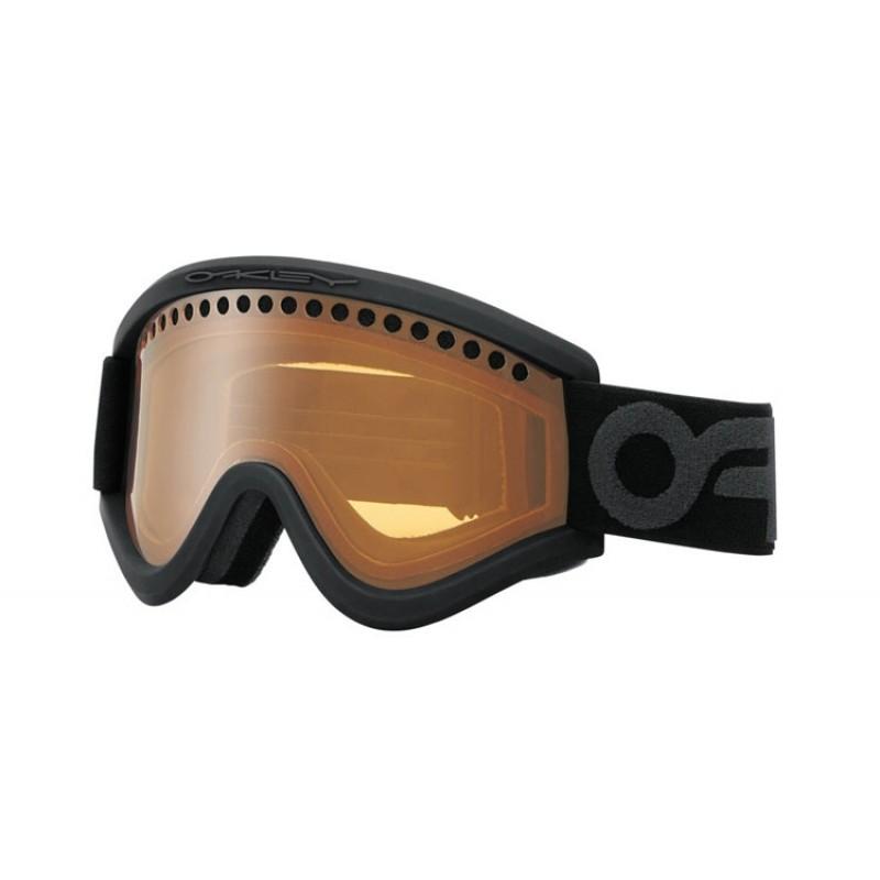 Oakley E Frame - Factory Pilot Blackout / Persimmon - OO7042-05 Skibril