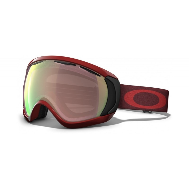 Oakley Canopy - Burnt Red / VR50 Pink Iridium - 59-477 Skibril