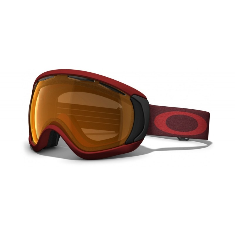 Oakley Canopy - Burnt Red / Persimmon - 59-602 Skibril