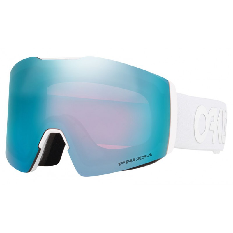 Oakley Fall Line XL FP White Out + Prizm Sapphire