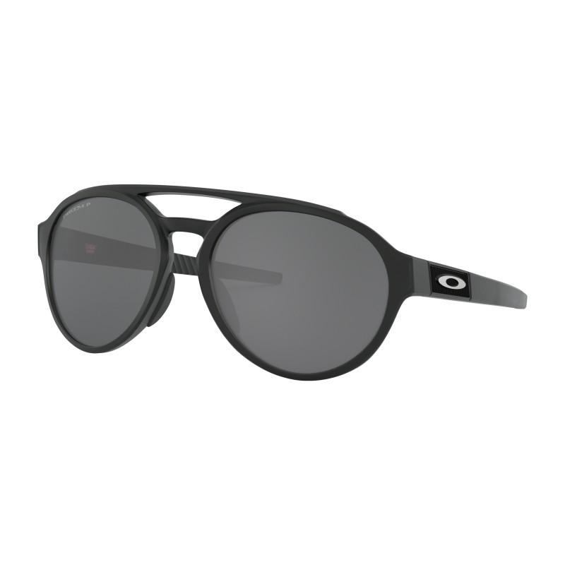 Oakley Forager Matte Black / Prizm Black Polarized - OO9421-0858