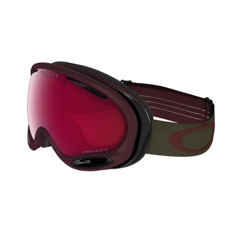 Oakley A Frame 2.0 (Asian Fit) - Herb Rhone / Prizm Snow Rose - OO7044-28 Skibril