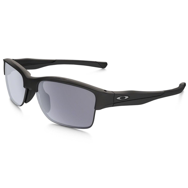 Oakley Halflink (Asian Fit) Matte Black / Grey - OO9251-01 Zonnebril