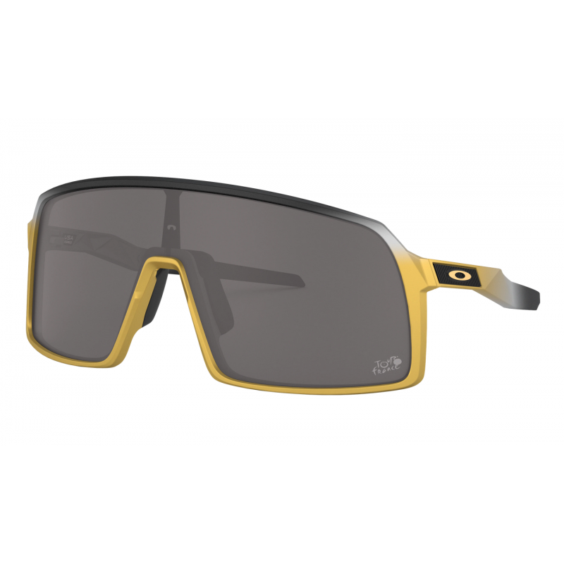 Oakley Sutro Tour de France 2020 Trifecta Fade + Prizm Black OO9406-18