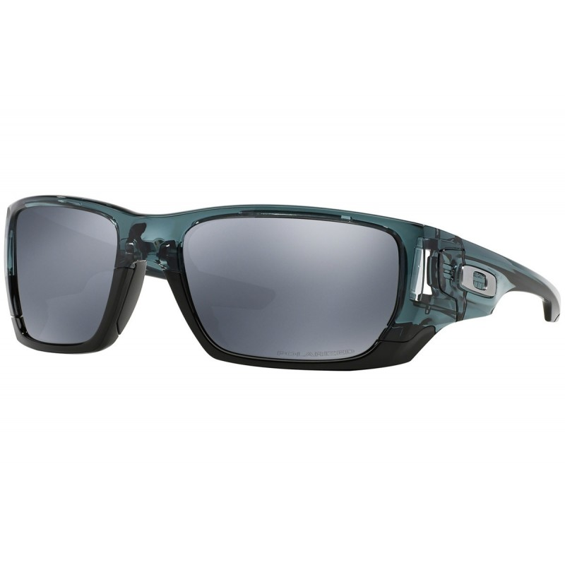 Oakley Style Switch - Crystal Black / Black Iridium Polarized - OO9194-06 Zonnebril