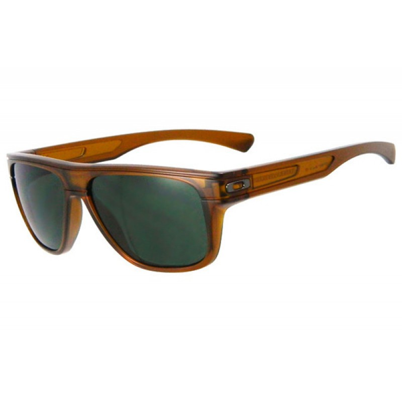 Oakley Breadbox Matte Dark Amber + Dark Grey OO9199-07