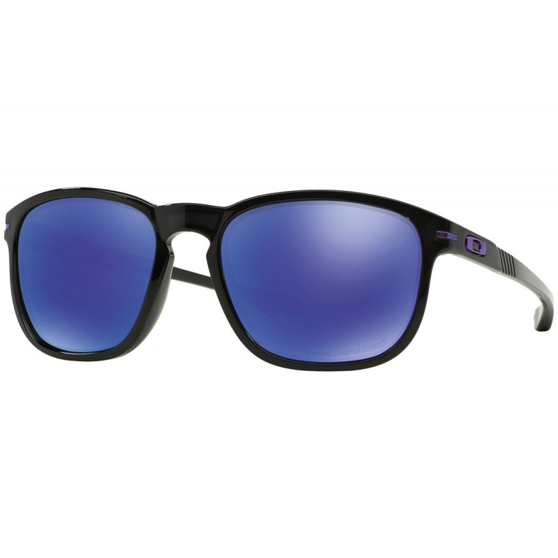 Oakley Enduro Black Ink + Violet Iridium Polarized OO9223-13