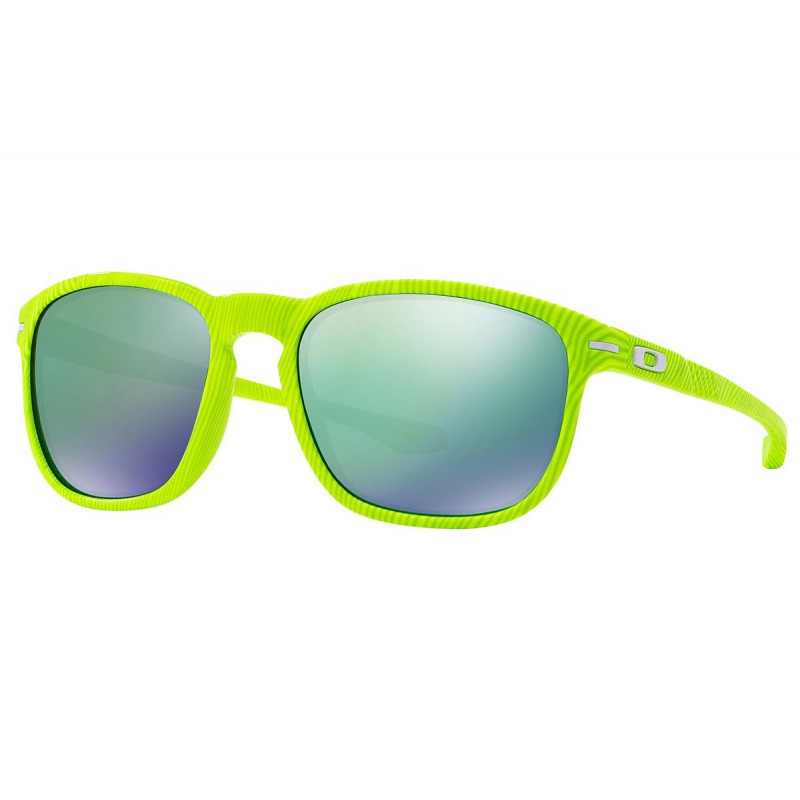 Oakley Enduro Fingerprint Retina Burn + Jade Iridium OO9223-25
