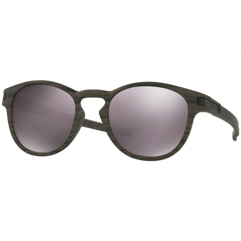 Oakley Latch - Woodgrain / Prizm Daily Polarized - OO9265-12 Zonnebril