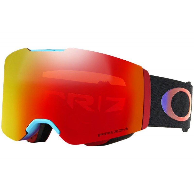 Oakley Fall Line Prizm Halo 2018 + Prizm Snow Torch Iridium OO7085-21