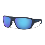 Oakley Split Shot Matte Translucent Blue / Prizm Sapphire Polarized