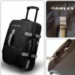 Oakley Medium Roller 65l Black Suitcase 92224ovt-001