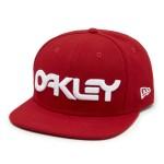 Oakley Mark II Novelty Snap Back - Red Line - 911784-465 Pet