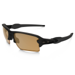 Oakley Flak 2.0 XL - Matte Black / Bronze Polarized -OO9188-07 Zonnebril