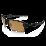 Oakley Flak 2.0 XL - Matte Black / Bronze Polarized -OO9188-07 Zonnebril