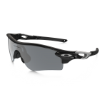Oakley Radarlock Path Polished Black + Black Iridium & VR28
