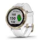 Garmin Approach S40 Wit Golfhorloge