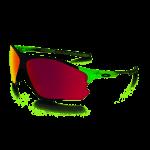 Oakley EVZero Path Green Fade - Prizm Field/Chrome Iridium OO9308-09