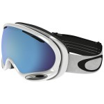 Oakley A Frame 2.0 Polished White / Prizm Snow Sapphire Iridium - OO7044-51 Skibril
