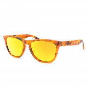 Oakley Frogskins Acid Tortoise Orange + Fire Iridium 24-312