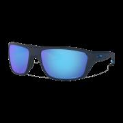 Oakley Split Shot Matte Translucent Blue / Prizm Sapphire Polarized
