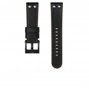 TW Steel Canteen CEO Horlogeband Zwart CEB106