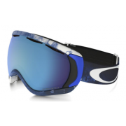 Oakley Canopy (Asian Fit) JP Auclair Signature Series Whiteout / Prizm Snow Sapphire Iridium - OO7047-19 Skibril