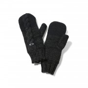 Oakley Kachina Mitt - Jet Black - 84126-01K-S