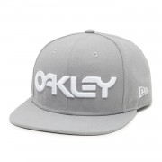Oakley Mark II Novelty Snap Back - Stone Grey - 911784-22Y Pet