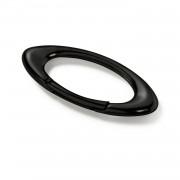 Oakley Small Ellipse Carabiner - Black - 99261-001 Sleutelhanger