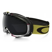 Oakley Crowbar Flight Series - Dark Grey - OO7005N-16 Skibril