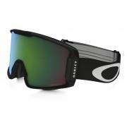 Oakley Line Miner Prizm Inferno - Matte Black / Prizm Snow Jade Iridium - OO7070-10 Skibril